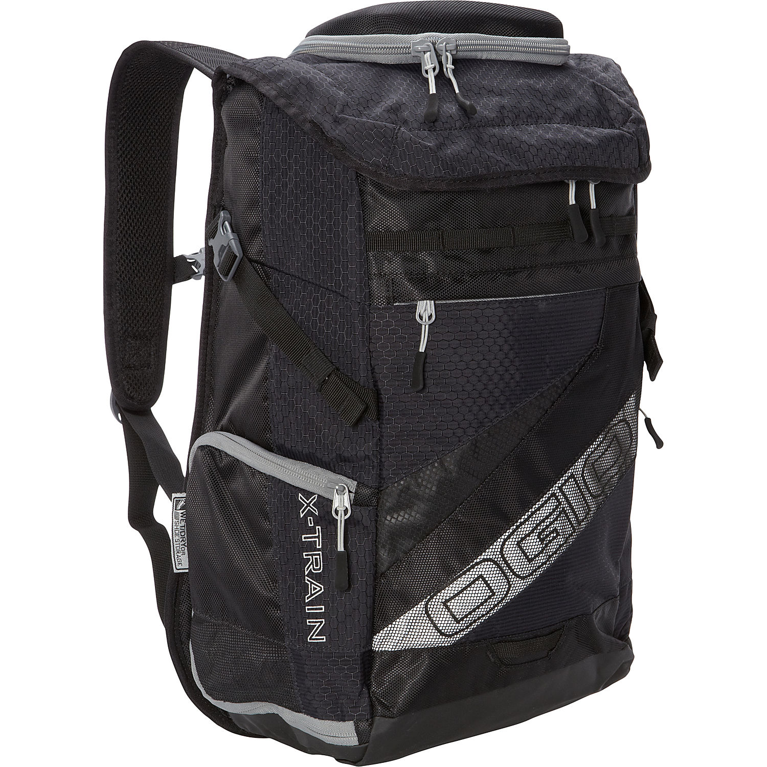 картинка Рюкзак OGIO X-Train Pack BlackSilver 112039.030 от магазина Техника+