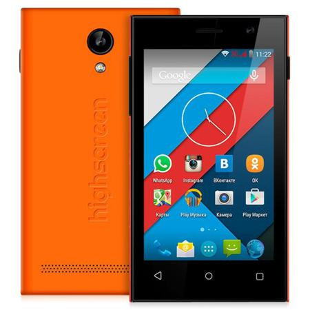 картинка Highscreen Pure F Orange от магазина FlashExpert