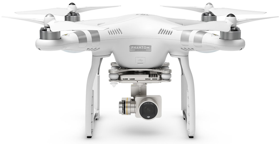 Квадрокоптер DJI Phantom 3 Advanced фото в интернет-магазине FlashExpert