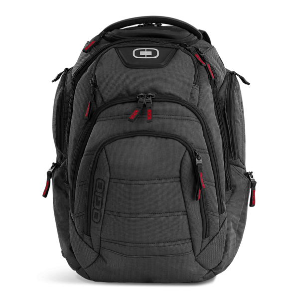 "Рюкзак OGIO Renegade RSS Laptop Backpack 17"" Black Pindot фото в интернет-магазине FlashExpert"
