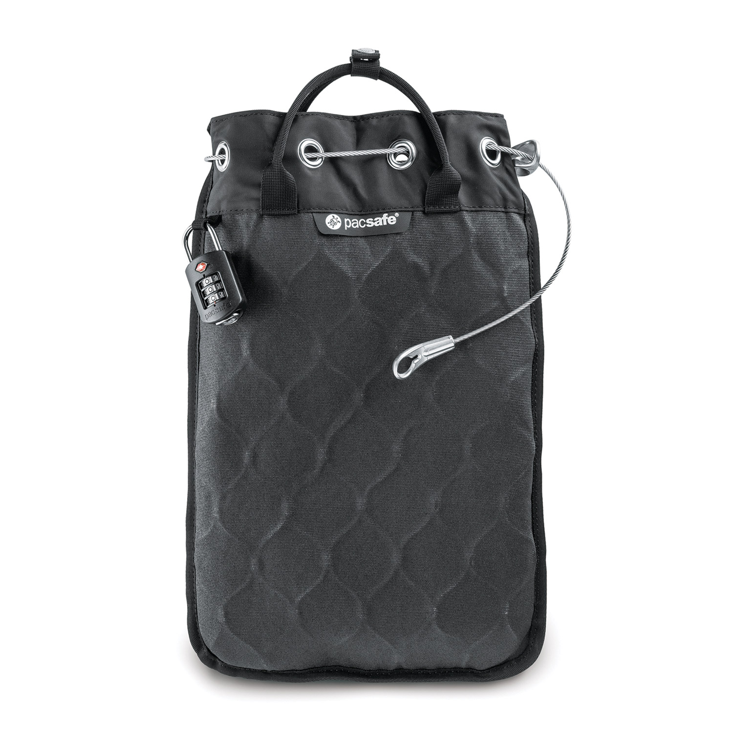 картинка Сумка Pacsafe Travelsafe 5L GII Black от магазина FlashExpert